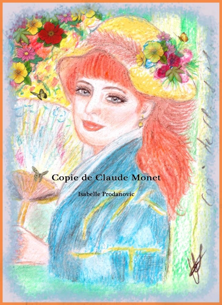 Claude Monet by isabella1988